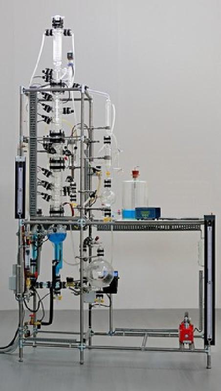 Planta de Destilação Multifuncional
