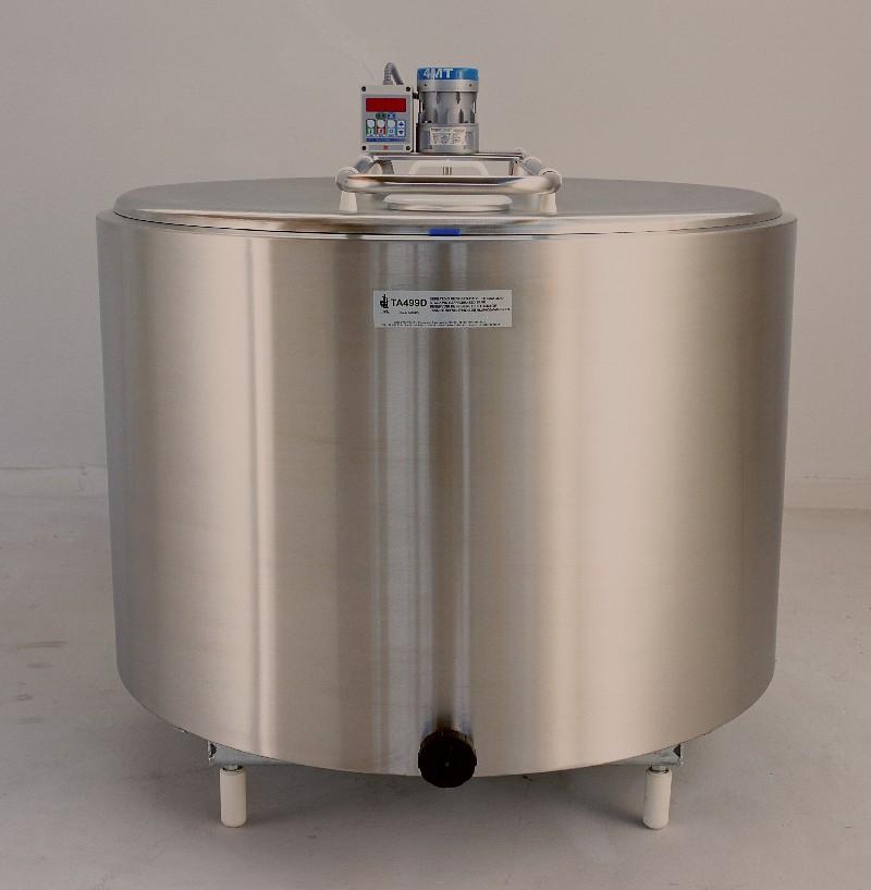 Tanque Refrigerado