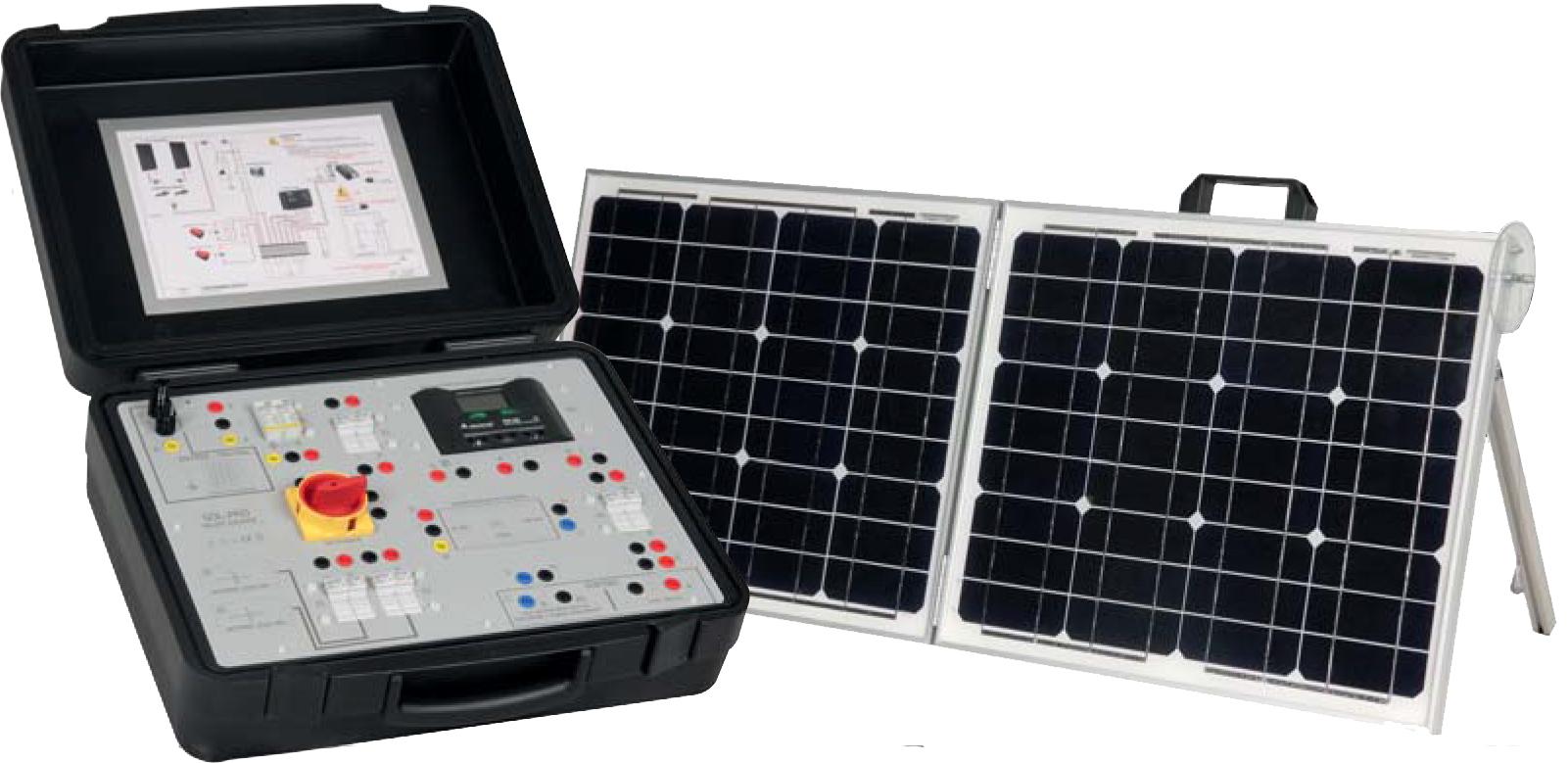 Unidade Solar Portátil